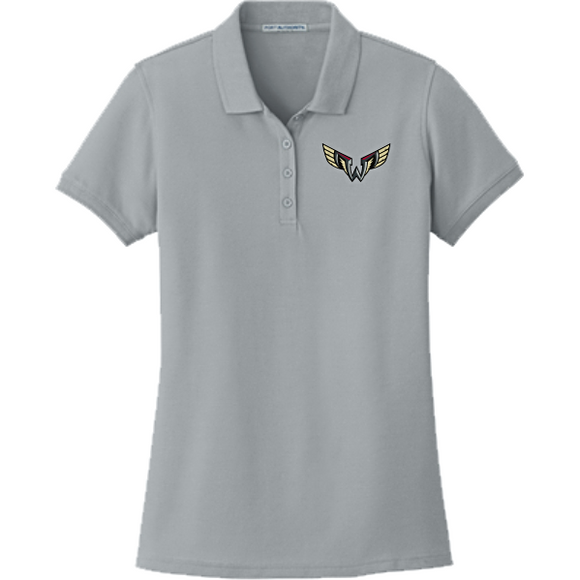 Port Authority Womens Core Classic Pique Polo - Polo