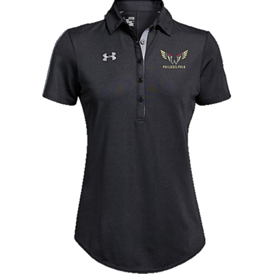 Under Armour Womens Colorblock Polo - Polo