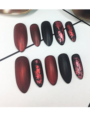 Almond Press-On Nails FN001