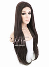 Brunette Straight Lace Front Synthetic Wig LF150E - Wig Is Fashion Australia