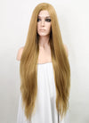 Blonde Straight Lace Front Synthetic Wig LF1778