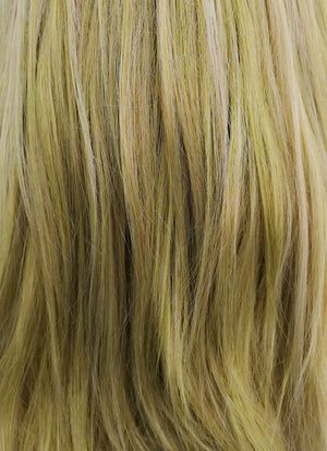Pastel Green Straight Lace Front Synthetic Wig LF3115A - Wig Is Fashion Australia