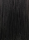 Straight Jet Black Lace Front Synthetic Wig LFB002 - Wig Is Fashion Australia