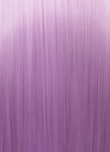 Pastel Purple Straight Lace Front Synthetic Wig LN6012