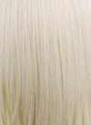 Light Blonde Mono Parted Glueless Lace Wig MP012 - Wig Is Fashion Australia