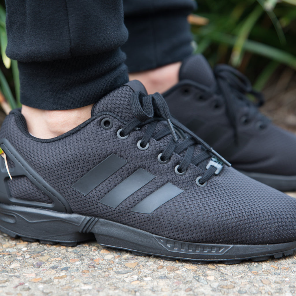 finest selection 76d9e 3348b adidas Originals ZX Flux Plus Grey Green Men Casual Shoes