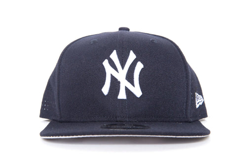 new era 9fifty yankees perforated snapback