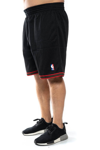 mitchell and ness philadelphia 76ers road 00-01 nba swingman shorts mitchell and ness Short