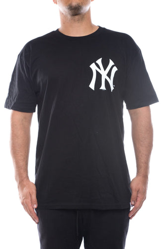 black / S majestic NY yankees finter tee majestic Shirt
