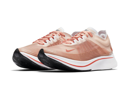Dusty/Peach / US 6 nike womens zoom fly sp nike Shoe