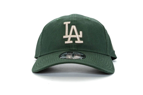WASHED CILANTRO new era 940 los angeles dodgers new era cap