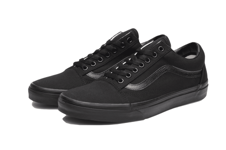 black/black / US 4 vans old skool vans Shoe
