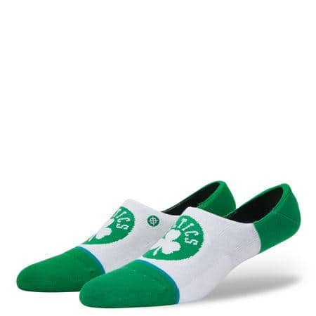 stance celtics invisible sock