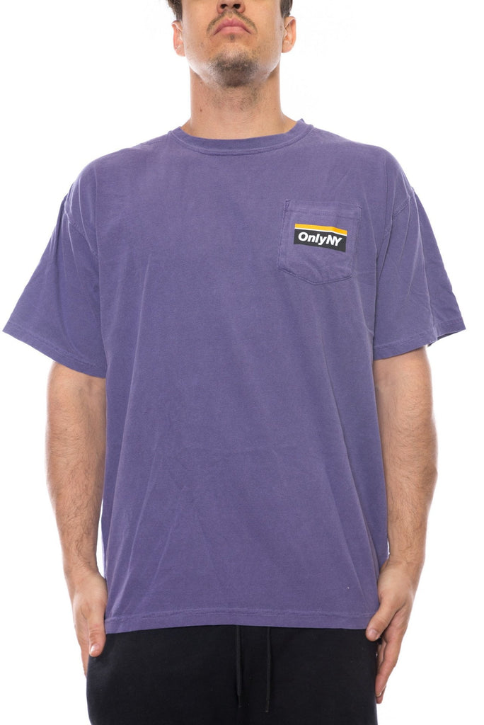 only Shirt only ny subway logo tee shirt