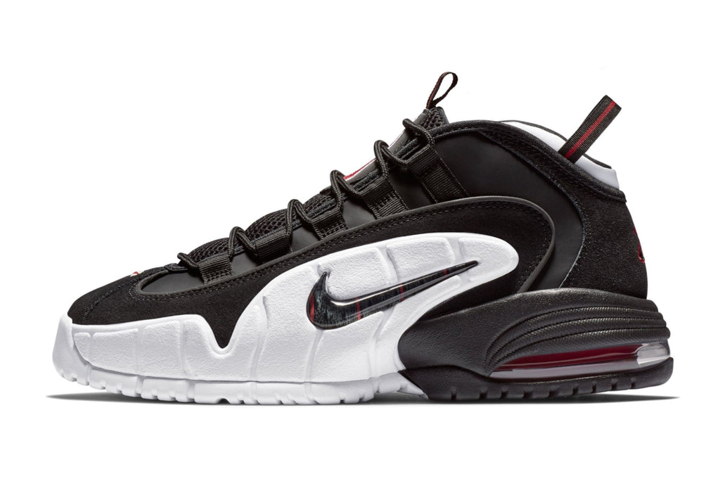 nike air max penny | black/black/white | 685153-003