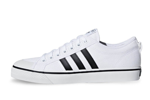 white/black/white / US 4 adidas nizza adidas 4059811323255 Shoe