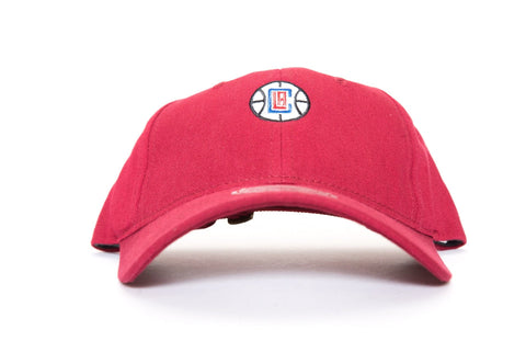 mitchell and ness los angeles clippers cotton low pro cap