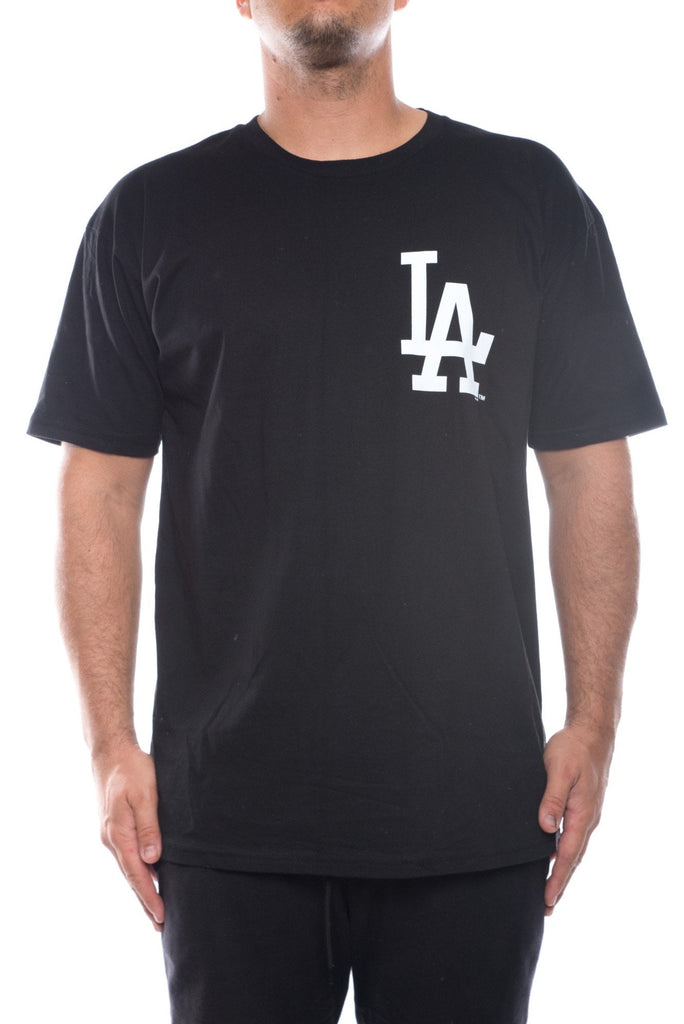 majestic LA dodgers finter tee