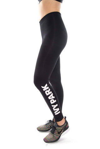 ivy park logo cotton touch legging