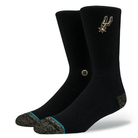 black / M stance spurs trophy sock stance 190107145404 sock