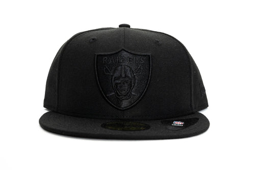 new era 5950 oakland raiders fitted new era cap