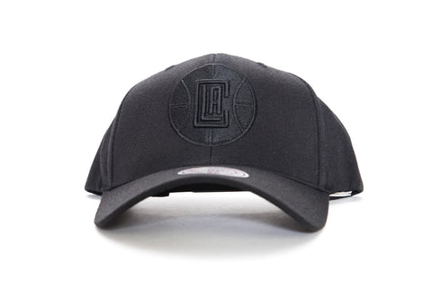 mitchell and ness los angeles clippers 110 flex snapback