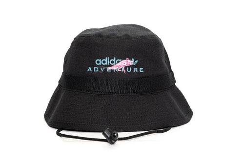 BLACK adidas adventure boonie bucket hat adidas cap