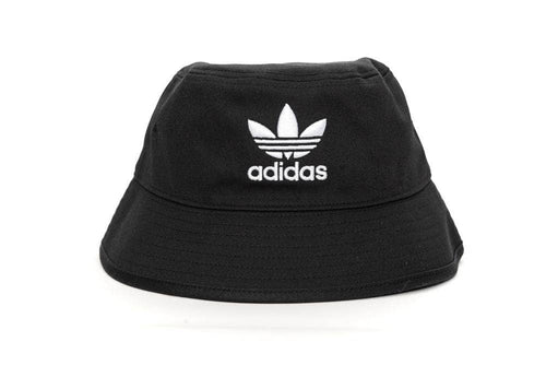 BLACK/WHITE adidas bucket hat ac adidas cap