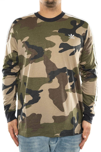 adidas camo long sleeve tee adidas Shirt