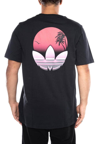 black / M adidas tropical tee adidas Shirt