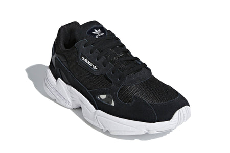 black/black/white / US 6 adidas womens falcon Adidas 4059811738523 Shoe
