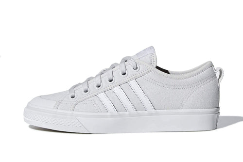 white/black/white / US 6 adidas womens nizza adidas Shoe