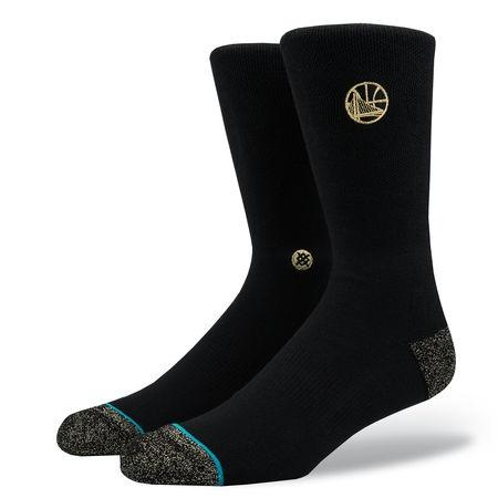 black / M stance warriors trophy sock stance 190107145503 sock