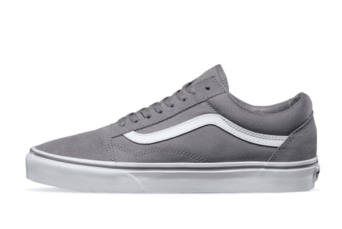 grey/white / US 5 vans old skool vans Shoe