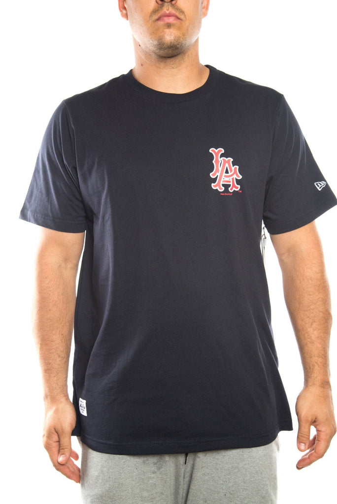 new era los angeles tee