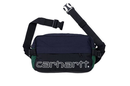 Black/Dark Navy/ Bot Green carhartt terrace hip bag carhartt bag