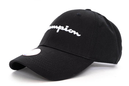 black champion classic twill hat champion cap