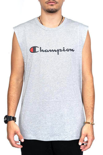 champion script muscle tank champion tank