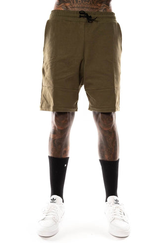 olive / S trainers v2 stretch short trainers Short