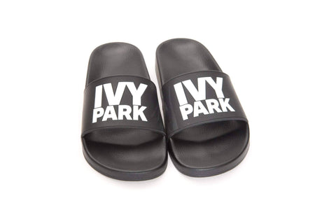 black / US 6.5 ivy park logo slider ivy park 5056017215772 Shoe