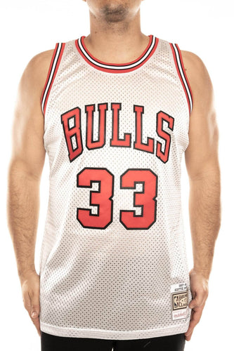 mitchell and ness bulls pippen 33 97-98 platinum swingman jersey mitchell and ness jersey