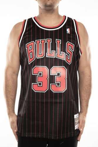 mitchell and ness bulls pippen 33 alt 95-96 swingman jersey mitchell and ness jersey