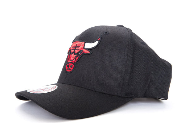 mitchell and ness chicago bulls 110 flex snapback