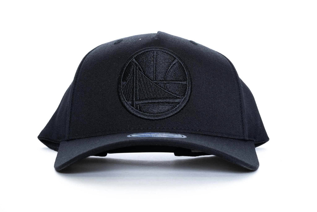 mitchell and ness golden state warriors logo 110 snapback