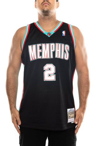 mitchell and ness grizzlies williams 01-02 nba swingman jersey mitchell and ness tank
