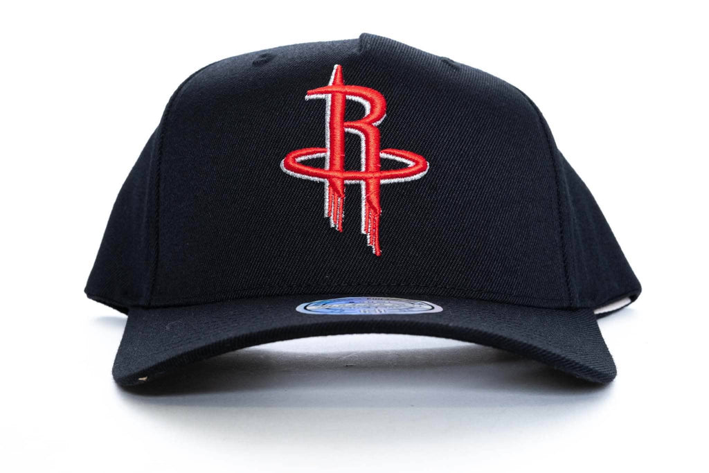 mitchell and ness houston rockets logo 110 snapback