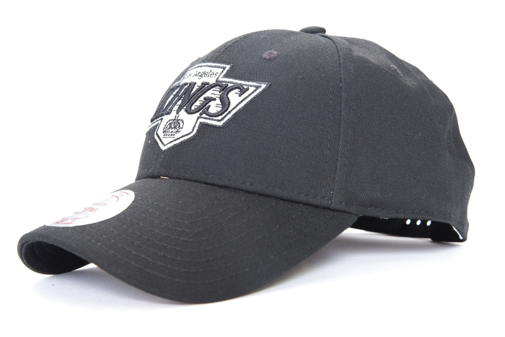mitchell and ness los angeles kings core low pro snapback