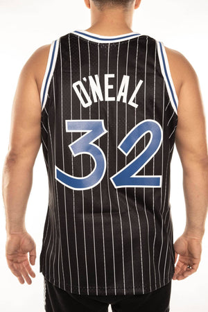 mitchell and ness magic shaq 32 alt 94-95 swingman jersey mitchell and ness jersey