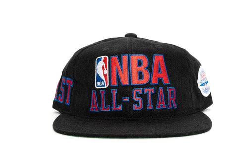 black mitchell and ness nba all star game east snapback mitchell and ness cap