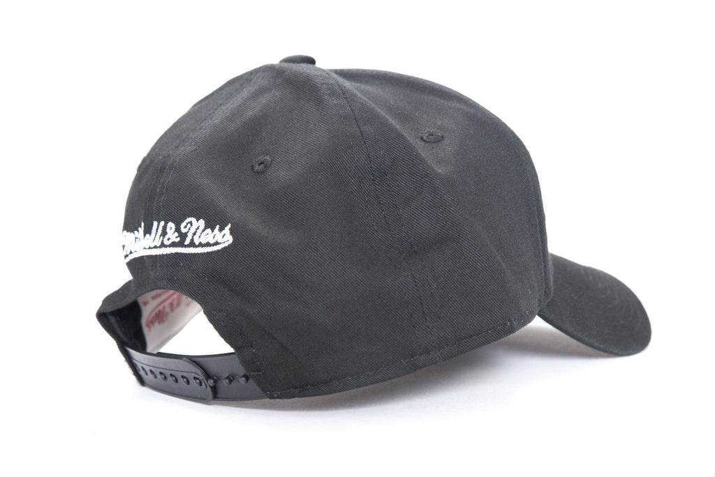 mitchell and ness oakland raiders core low pro snapback